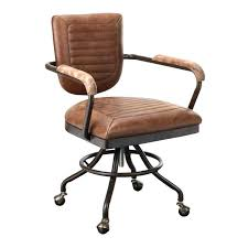 leather office chair amazon. Brown Leather Office Chair Foster Desk Amazon .