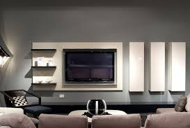 Small Picture Plasma Flat Screen Tv Wall Units Wall units Design Ideas