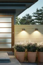 outdoor wall lighting ideas. The Bowman 6 LED Outdoor Wall Sconces By Tech Lighting Are Inspired Mid-century Ideas T
