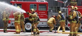 Los Angeles <b>Fire Department</b>