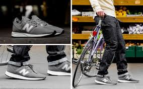 new balance 247 mid. from performance shoes. inspiration is added. simple \ new balance 247 mid l