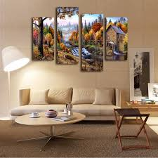 Nice Paintings For Living Room Popular Nice Landscape Painting Buy Cheap Nice Landscape Painting