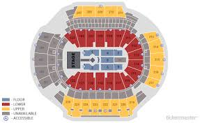 State Farm Arena Seating Chart Carrie Underwood State Farm Arena Atlanta Tickets Schedule Seating