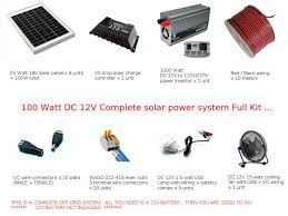122 best images about solar energy off grid full 100 watt off grid solar power system dc 12v pv