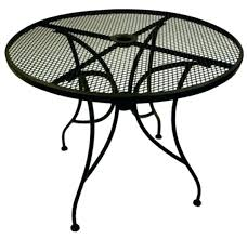 patio table with umbrella hole round patio table wrought iron vintage patio table umbrella hole reducer