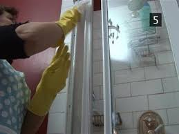 how to make your shower screen clean