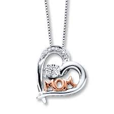 diamonds in rhythm 1 20 ct tw necklace sterling silver 10k gold at diamond kay jewelers