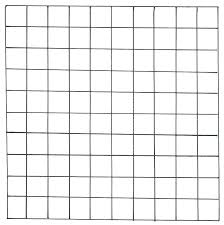 Engineering Paper Template Square Lantern A4