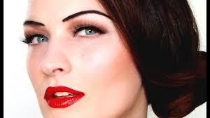 marlene trich 30s makeup tutorial