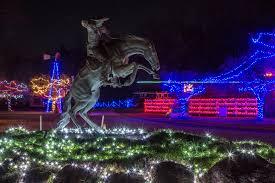 Christmas Lights Display Near Athens Ga 25 Sparkling Christmas Light Displays Near Atlanta