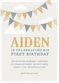 First Birthday Invitations 40 Off Super Cute Designs Basic