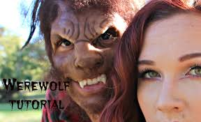 part 2 couples costume the big bad wolf prosthetics makeup