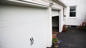 garage doors manually open garage door broken springmanually garage