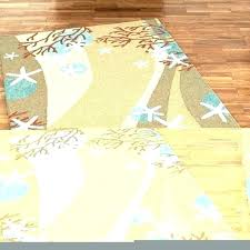 outdoor themed area rugs ocean themed area rugs coastal beach and tropical accent and area beach