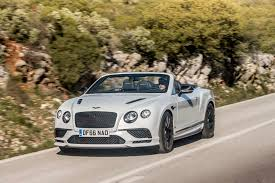 2018 bentley continental gt supersports. plain 2018 2017 bentley continental supersports convertible front three quarter in  motion 04 to 2018 bentley continental gt supersports