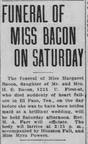margaret funeral - Newspapers.com