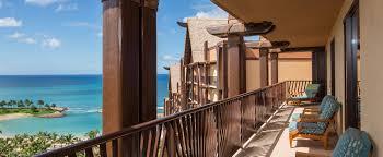 One Bedroom Balcony Suite One Bedroom Deluxe Suite Aulani Hawaii Resort Spa