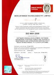 Mercuryminds An Iso 90012008 Certified Company Mercuryminds Com