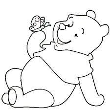 Disegni Da Colorare Winnie The Pooh Farfallina Disegni Da Colorare