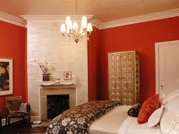 beautiful red bedroom paint colors