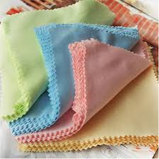 10pcs cleaner clean glasses lens cloth wipes for sunglasses microfiber