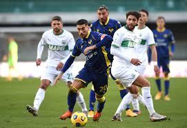Watch Hellas Verona v Sassuolo Live Stream