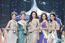 ผลการประกวด Miss Grand Thailand 2018 มิสแกรนด์ภูเก็ต คว้ามงกุฎไปครอง