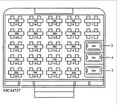 fuse box for 2002 buick park avenue fuse diy wiring diagrams