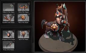 dota 2 warrior of the steppe centaur warrunner