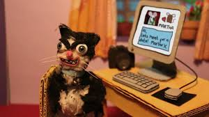 on the internet nobody knows you re a cat. Plain The To On The Internet Nobody Knows You Re A Cat