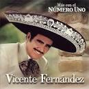 Mas Con el Numero Uno album by Vicente Fernández