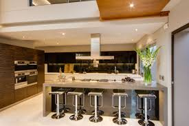 Concrete Floors Kitchen Modern Small Kitchen Kitchen Polished Concrete Floor New Flooring