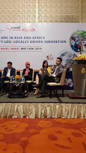 "Priya Balasubramaniam on Twitter: ""Mr Rohit Jha talking UHC unpacking the  PMJY and NHA for Asia and Africa partners @AyushmanNHA @thePHFI  @Amref_Worldwide… https://t.co/bUfy3moDc6"""