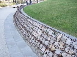Small Picture 116 best Landscape Design Gabions images on Pinterest Gabion