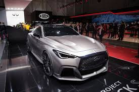 infiniti q60 blacked out. infiniti q60 black s concept blacked out