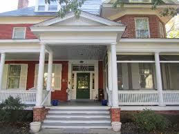 The Cambridge House: Cambridge House Entrance