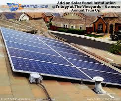 True Light Solar Dd On Solar Panel Installation Trilogyatthevineyards