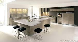 Contemporary Kitchen Island Designs