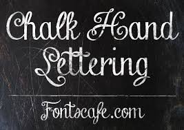 chalk hand lettering 01 0
