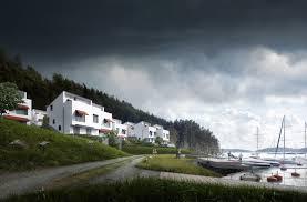 • seafront homes in vaxholm vaxholm white essence mir no