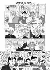 Đọc Online: Akai x Amuro (Detective Conan) Tập 16 - Lạc Vào Thế Giới Cổ  Tích Full