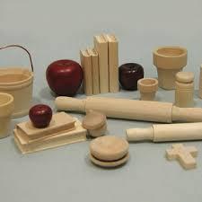 miniatures wood