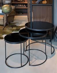 ecoma16nom0017 tris set tavoli tavolini coffee table side
