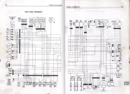 honda xl600r wiring diagram honda wiring diagrams