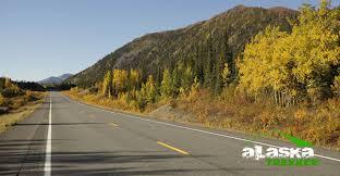 Alaska Highway Information Map Alaska Canada Alcan