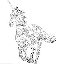 Free Coloring Sheet Unicorn Unicorn Coloring Pages Photography