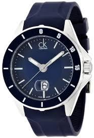 calvin klein ck play blue rubber mens watch k2w21tzx bossy watches calvin klein ck play blue rubber mens watch k2w21tzx