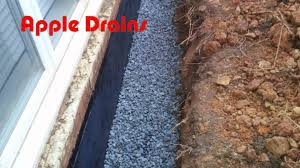 how to fix leaking basement walls. Delighful How How To  Basement Waterproofing DIY Exterior Wall Foundation  Seal YouTube And Fix Leaking Walls T