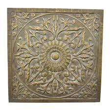 medallion wall art