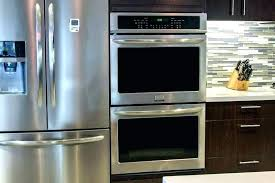 27 double oven double oven double wall ovens reviews double oven review front double wall oven